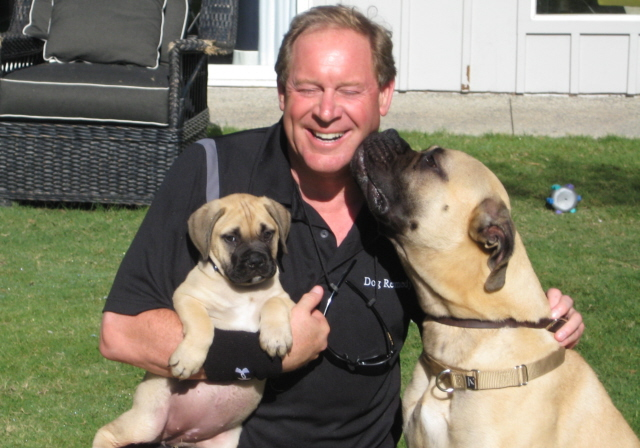 Dog Trainer David